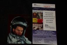Mark Wahlberg 2001 Topps Planet Of Apes Signed Autographed Card Jsa Certified