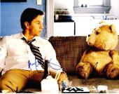 Mark Wahlberg and Seth MacFarlane Signed - Autographed TED 11x14 inch Photo - Guaranteed to pass PSA or JSA