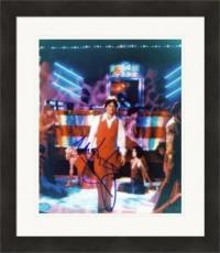Mark Wahlberg autographed 8x10 Photo (Boogie Nights Dirk Diggler) Matted & Framed