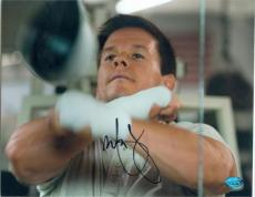 Mark Wahlberg autographed 8x10 Photo (The Fighter) Image #SC4