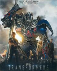 Mark Wahlberg autographed 8x10 Photo (Transformers) Image #SC2