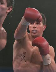 Mark Wahlberg Autographed Signed 11x14 Boxing Photo UACC AFTAL