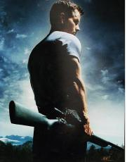 Mark Wahlberg Autographed Signed 11x14 Shooter Movie Photo
