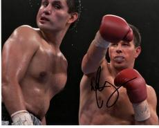 Mark Wahlberg Autographed Signed 8x10 Boxing Photo UACC RD AFTAL COA