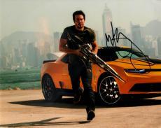 Mark Wahlberg Autographed Signed 8x10 Transformers Photo & Proof UACC RD COA AFT