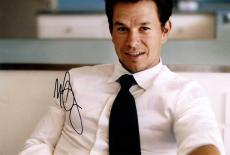 Mark Wahlberg Autographed Signed 8x12 Photo UACC RD COA AFTAL
