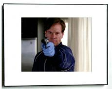 Mark Wahlberg Autographed Signed Blue Gloves 8x10 Photo AFTAL