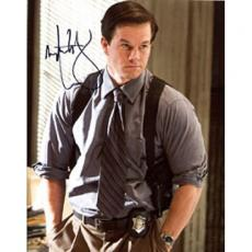 Mark Wahlberg Autographed / Signed The Departed 8x10 Photo