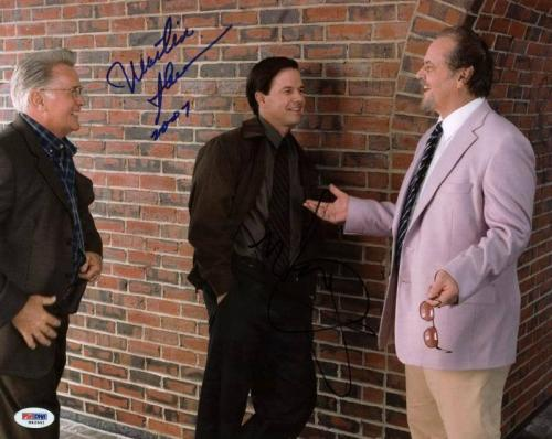 Mark Wahlberg & Martin Sheen Signed 11X14 Photo PSA/DNA #M42641