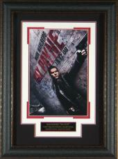Mark Wahlberg - Max Payne Signed 11x17 Framed Poster