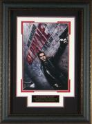 Mark Wahlberg - Max Payne Signed 11x17 Framed Poster