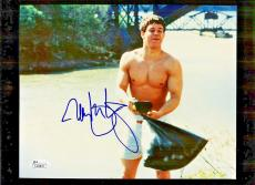 Mark Wahlberg Movie Star/actor Signed 8x10 Photo Jsa Coa #l23841 Autograph