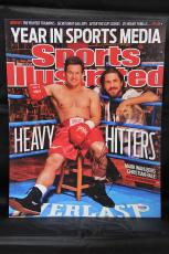 Mark Wahlberg signed 11x14 autographed photo The Fighter PSA AA91059