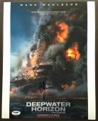 Mark Wahlberg Signed 11x14 Photo Autograph Psa Dna Coa Deepwater Horizon
