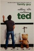 MARK WAHLBERG Signed 11x17 Photo TED Autograph PSA/DNA COA