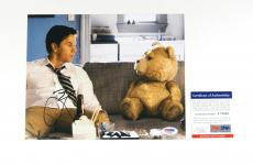 Mark Wahlberg Signed 8x10 Color Photo Movie 'Ted' PSA/DNA Auto