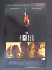 Mark Wahlberg Signed Auto Autograph 11x17 The Fighter Photo Beckett BAS B86954