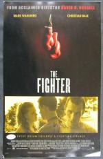 Mark Wahlberg Signed Auto Autograph 11x17 The Fighter Photo JSA T00787