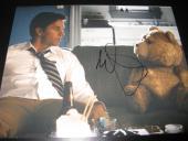 MARK WAHLBERG SIGNED AUTOGRAPH 8x10 PHOTO TED PROMO TEDDY BEAR COA AUTO RARE E