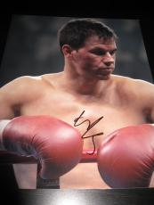 MARK WAHLBERG SIGNED AUTOGRAPH 8x10 PHOTO THE FIGHTER PROMO BALE IN PERSON COA D