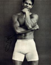 Mark Wahlberg Signed Autographed 8x10 Photo Calvin Klein Shirtless Model COA VD