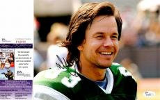 Mark Wahlberg Signed - Autographed INVINCIBLE 8x10 inch Photo as Vince Papale - JSA Certificate of Authenticity