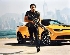 Mark Wahlberg Signed - Autographed TRANSFORMERS 11x14 inch Photo - Guaranteed to pass PSA/DNA or JSA