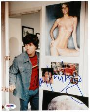 Mark Wahlberg Signed Boogie Nights Autographed 8x10 Photo PSA/DNA #Y84918