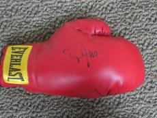 Mark Wahlberg Signed Boxing Glove Authentic Autograph Offical The Fighter Coa