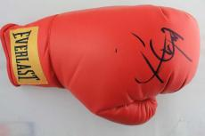 Mark Wahlberg Signed Everlast Boxing Glove JSA The Fighter