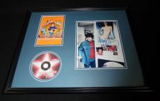 Mark Wahlberg Signed Framed 16x20 Photo & Boogie Nights DVD Display
