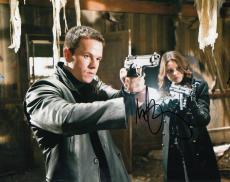 Mark Wahlberg signed Max Payne movie 8x10 photograph w/coa #MW8