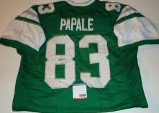 Mark Wahlberg signed *Philadelphia Eagles* jersey PSA/DNA Authentic Invicible