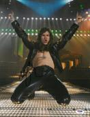 Mark Wahlberg Signed Rock Star Authentic Autographed 11x14 Photo PSA/DNA#AC95244