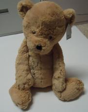 MARK WAHLBERG signed *TED* TEDDY BEAR W/COA *PROOF*