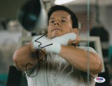 Mark Wahlberg signed *The Fighter* 8X10 photo PSA/DNA Authenticated T73818
