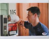 Mark Wahlberg Signed The Fighter Autographed 8x10 Photo (PSA/DNA) #Q26732