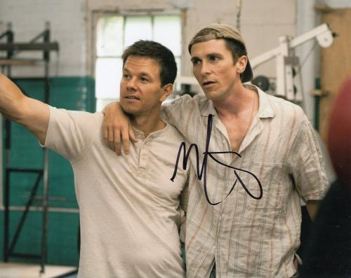 MARK WAHLBERG signed *THE FIGHTER* Micky Ward 8X10 photo W/COA