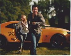 Mark Wahlberg Signed Transformers Age Of Extinction 8x10 Photo