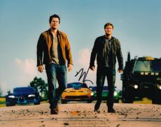 Mark Wahlberg signed Transformers movie 8x10 photograph w/coa Cade Yeager #MW6