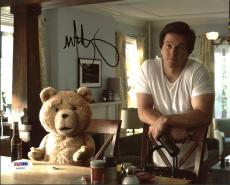 Mark Wahlberg Ted Signed 8X10 Photo Autographed PSA/DNA #AA83553
