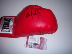 Mark Wahlberg The Fighter,invincible Jsa/coa Signed Boxing Glove