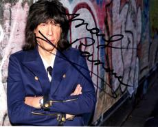 Marky Ramone Autographed Signed 8x10 Drummer Photo UACC RD AFTAL COA