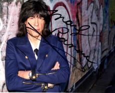 Marky Ramone Autographed Signed 8x10 Drummer Photo UACC RD AFTAL COA