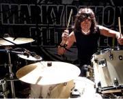 Marky Ramone Autographed Signed 8x10 Ramones Photo UACC RD AFTAL COA