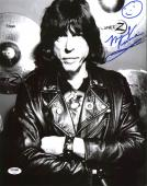 Marky Ramone Signed 11X14 Photo Autographed PSA/DNA #Z90381