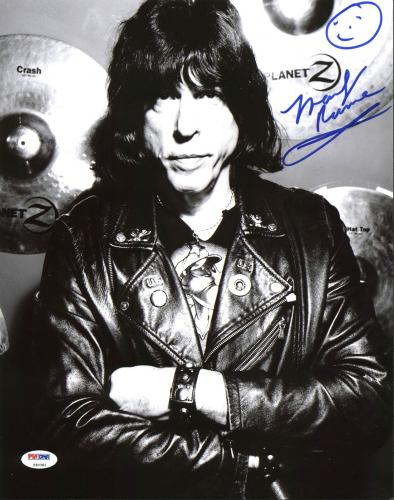 Marky Ramone Signed 11X14 Photo Autographed PSA/DNA #Z90381