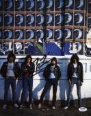 Marky Ramone The Ramones Signed 11X14 Photo PSA/DNA #W46338