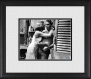 "Marlon Brando A Streetcar Named Desire Framed 8"" x 10"" Photograph"