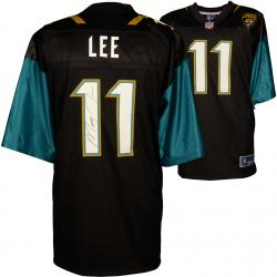 Marqise Lee Jacksonville Jaguars Autographed Game Teal Jersey